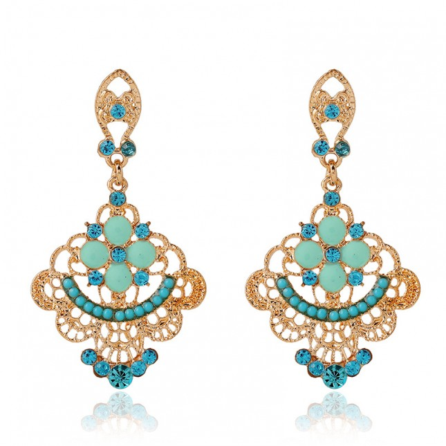 Cheap Chunky Chandelier Earrings