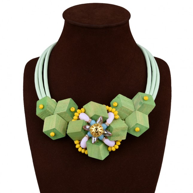 Flower Costume Jewelry Sets n055
