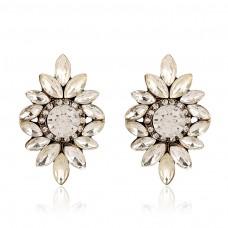 Wholesale Sunflower Statement Earrings e023